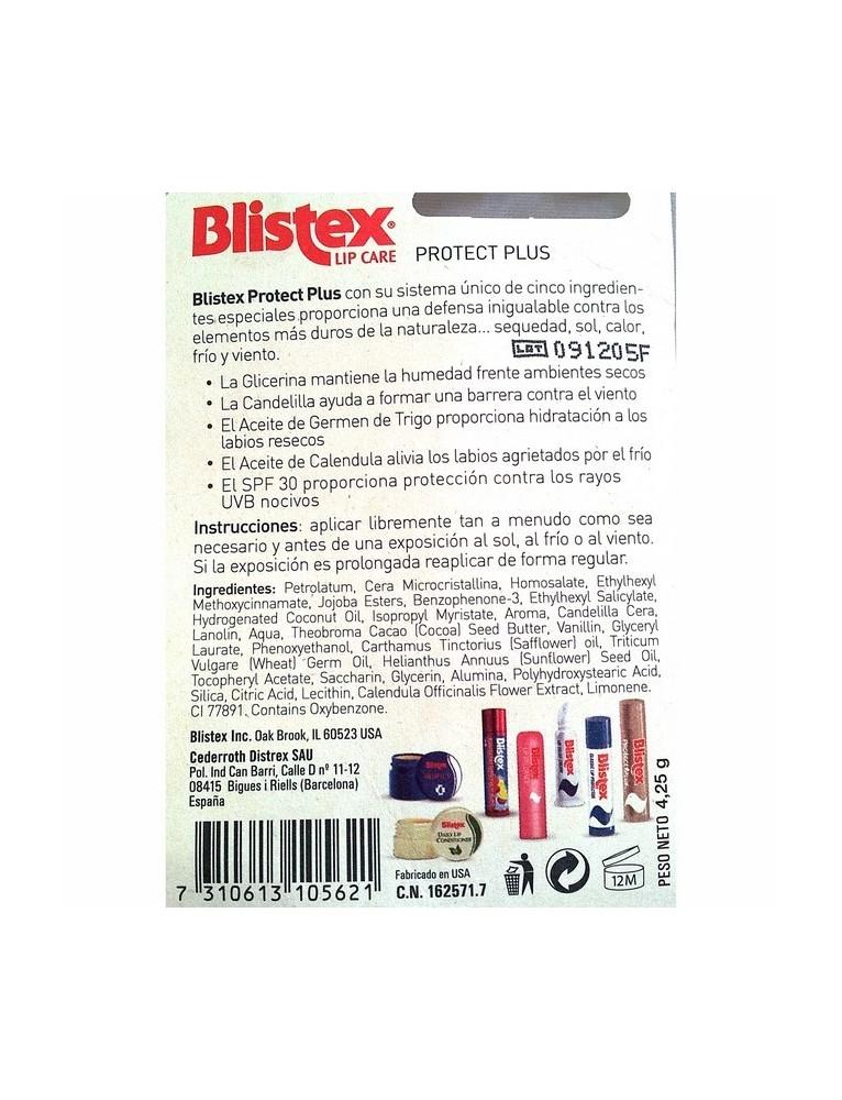 BLISTEX PROTECT PLUS FPS/30 4,25 GRS.