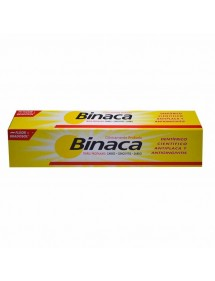 BINACA PASTA DENTAL AMARILLA 75ML