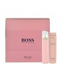 BOSS MA VIE EDP SET VAP 75 ML + BODY 200ML