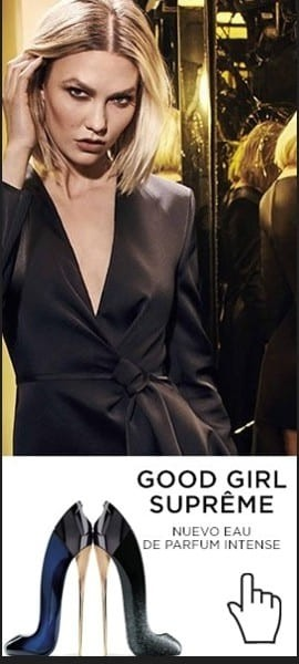 Good girl Carolina Herrera New York