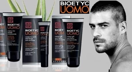 Bioetyc Uomo, una línea completa para el cuidado del hombre
