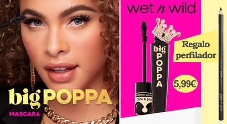 Por la compra de Big Poppa Mascara REGALO Eyeliner Icon Khol